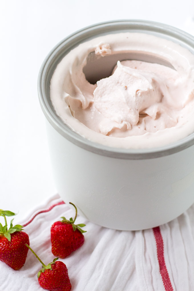 What Ice Cream Goes With Lemon Cake