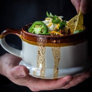 Quick and healthy turkey chili recipe. A lighter alternative to a beef chili to soothe, nourish and comfort you during cold days. Grab some corn chips and enjoy it for lunch or dinner.