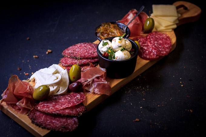Tips and Tricks on How to make perfect Antipasto Platter or Board. Antipasto is a perfect appetizer to share with friends, family or simply with your loved one.