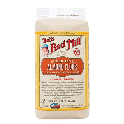 Bob's Red Mill Super Fine Almond Flour, 16 Ounce