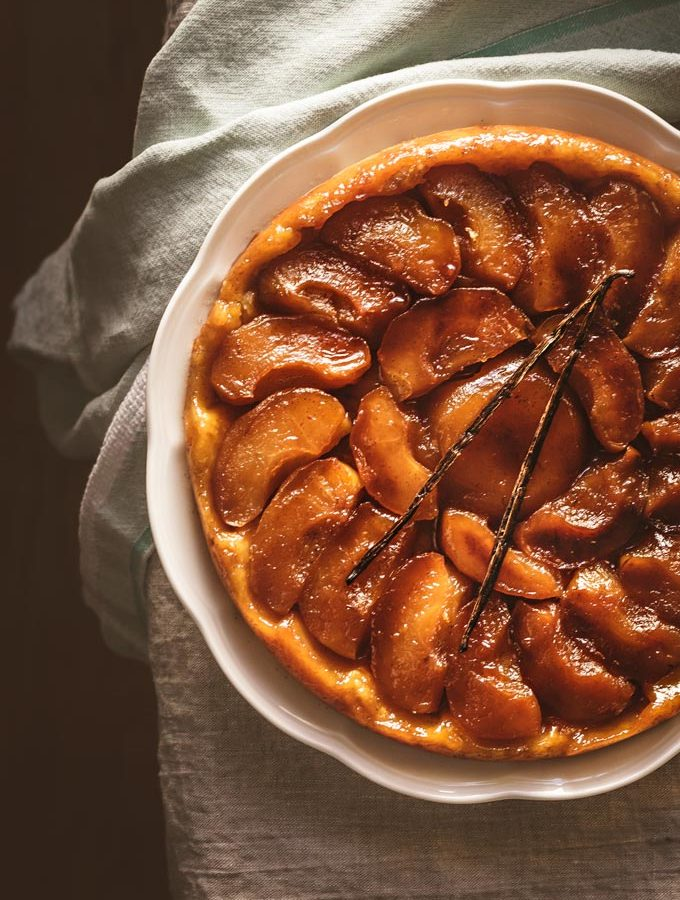 The Best Classic French Apple Tarte Tatin Recipe