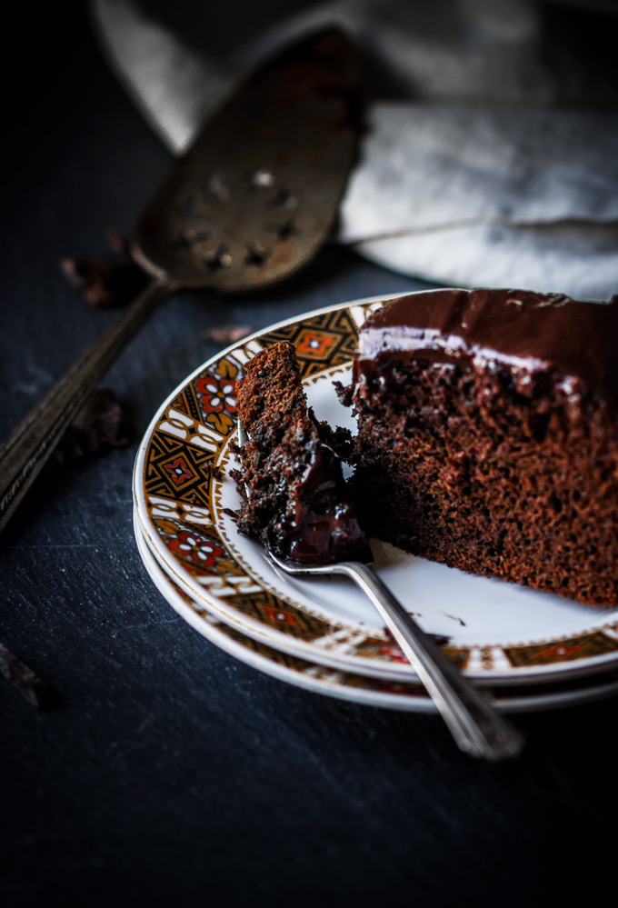 Bensdorp Chocolate Cake Recipe
