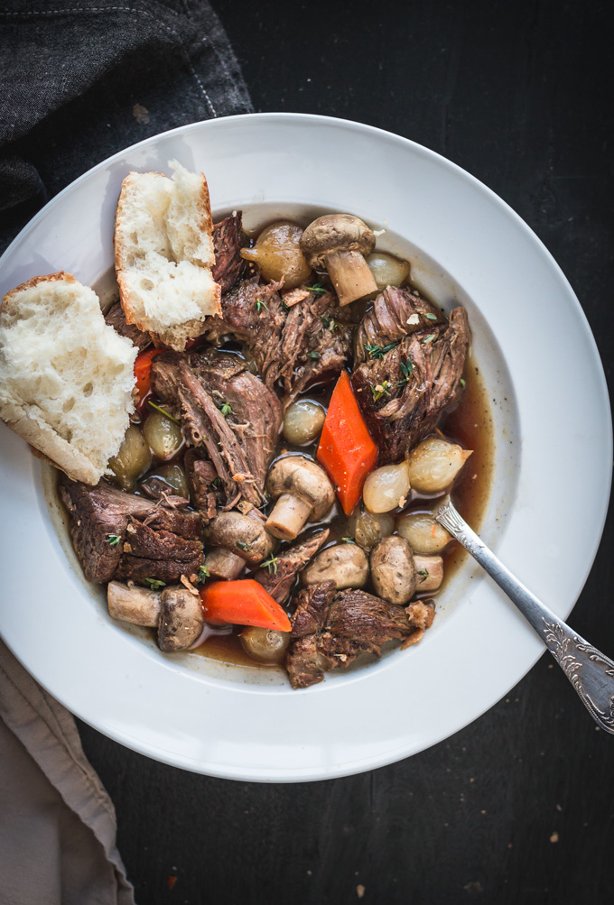 How to Make Vegan Irish Stew