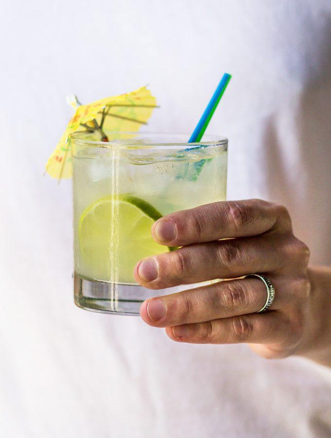 How To Make Best Margarita Mix And Classic Margarita