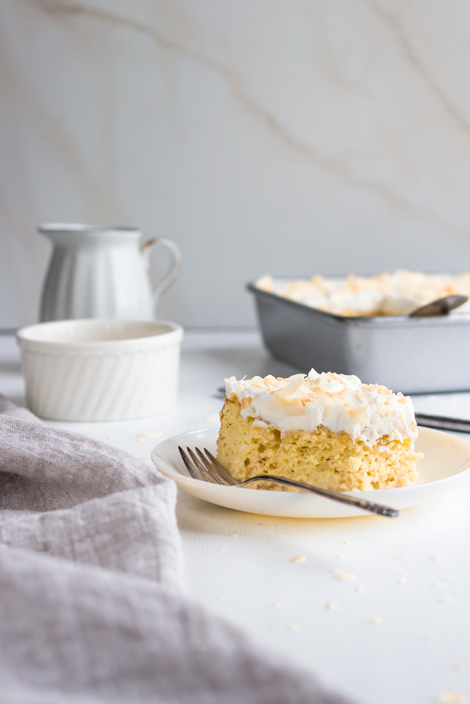 Can You Make Tres Leches Cake Ahead Of Time