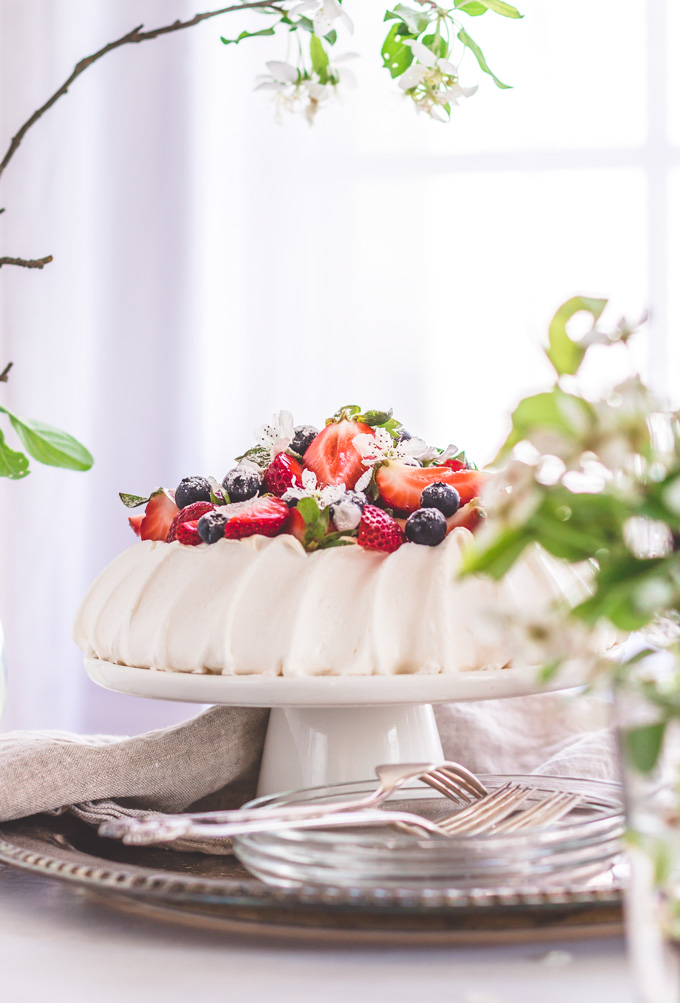 In this post, you will learn how to make one of the most famous and beloved Australian or New Zealand authentic pavlova cake After many trials and errors, I'm proud of the result and exciting that I finally conquered classic pavlova dessert! Now I'm ready to share with you all secrets, tips, and tricks that will help you make this fantastic dessert! #pavlova #pavlovarecipe #pavlovadessert #pavlovacake